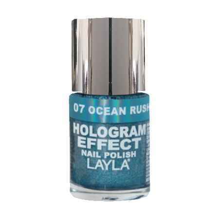 Hologram Effect Ocean Rush