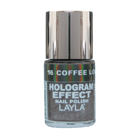 Hologram Effect Coffe Love