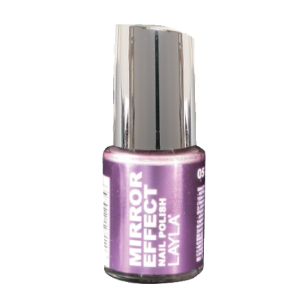 Mirror Effect Purple Diva