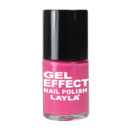 Gel Effect Barbie Pink