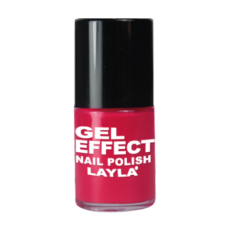 Gel Effect Coral Red